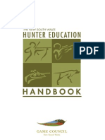 Hunter Education Handbook