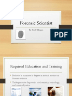 forensic scientist powerpoint bus tech 10-30-13