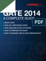 GATE 2014- A Complete Guide