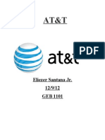 AT&T Stock Market