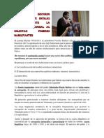 Resumen del discurso del Presidente Nicolás Maduro ante la Asamblea Nacional al solicitar poderes habilitantes