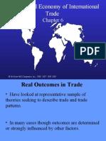The Political Economy of International Trade