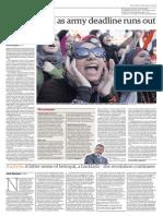 Morsi braced as army deadline runs out - Martin Chulov , Patrick Kingsley -  Guardian - Wednesday, 03. July 2013.pdf