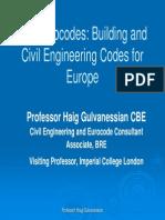 The Eurocodes