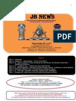 JB News Informativo Nr. 1.116
