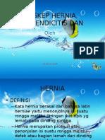 Askep Hernia, Appendicitis Dan Hemorroid