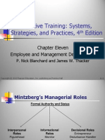 Human Resource Development Chapter 11
