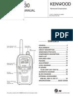 TK 3230 Manual Servico