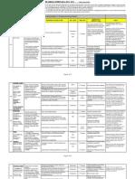 IMC WORK PLAN  2013-2014