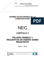 DISEÑO SISMICO CODIGO ECUATORIANO