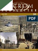 ICCROM - Newsletter 31 - ICCROM.pdf