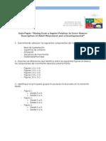 Guía Paper Transición Supino-Bípedo