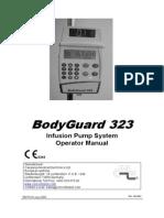 CME BodyGuard 323 - User Manual
