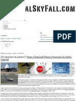 US riportato in panico__ Dopo Chemtrail Planes Forzatura In India, Nigeria.pdf