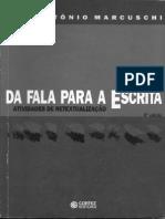 MARCUSCHI Oralidade e Letramento0001