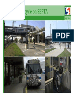 SEPTA Bike and Ride Brochure