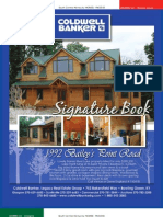 Coldwell Banker August 2009