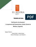 Estudio de Caso Extensionismo en Mendoza