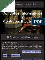 Contratos Informaticos y Electronicos