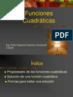 1 Funciones Cuadraticas Pga (Guia Clase)