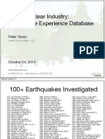 Peter Yanev - Japan Nuclear Industry: