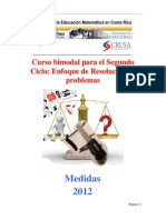 Medidas II Ciclo-MATERIAL