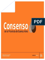 Consenso Salud Mental Pcia de Bs As