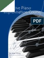 Definitive Piano Improv