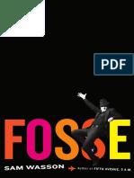 FOSSE by Sam Wasson -- Excerpt