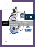 Maquinas CNC
