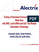 Testing of Directional Relays Made Easy pdf | Polarization (Waves