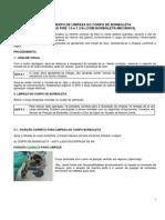 Procedimento de Limpeza Do Corpo de Borboleta Motorizacao Fire 1.0 e 1.3 8v Com Borboleta Mecanica