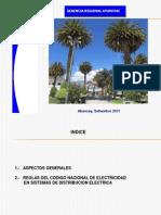 6.Aplicacion de Reglas del Codigo Nacional de Electricidad en Distribucion Electrica.ppt