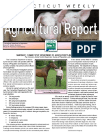 CT Agriculture Report Oct 30 2013