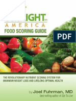 Joel Fuhrman - Food scoring guide.pdf