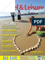 The Travel & Leisure Magazine July-Aug 2009.~PDF