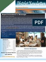 Oneida City School District Newsletter