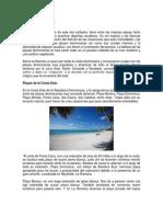 Playas Dominicanas