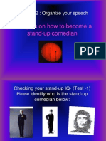 sh_thoughts on comedic profession.ppt