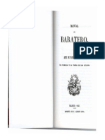 Manual Del Baratero - Anonimo
