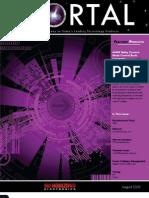 Nu Horizons Electronics - Portal August 2009