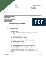UN provisional agenda for COP19.pdf