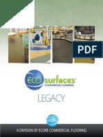 2012 ECOsurfaces Catalog