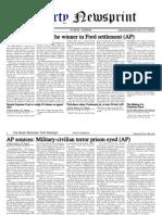 Libertynewsprint 8-3-09 Edition