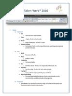 Breve Manual Word® 2010