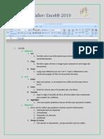 Breve Manual Excel® 2010