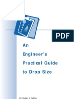 Engineers Guide to Dropsize
