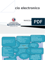 Comercio Electronico Diapositiva Gerencia