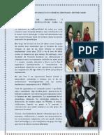 condensado deinformacion sobre el seminario entre pares fase 2