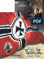 Men of war German Army